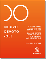 IL DEVOTO-OLI - downloadable version + online version