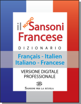 IL SANSONI FRANCESE - downloadable version + online version