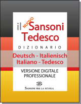 il SANSONI TEDESCO - downloadable version