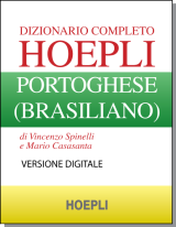 Dizionario completo portoghese Hoepli  - downloadable version