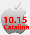 Downloadable products are not compatible with Mac OS 10.15 Catalina