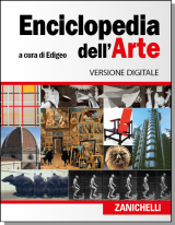 L'Enciclopedia dell'Arte Zanichelli - online version (1 year)