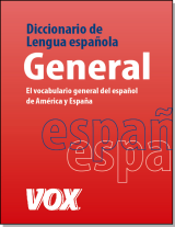 Diccionario General de la Lengua Española - downloadable version + online version